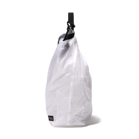 hobo Power Rip Polyester Roll Top Bag White, Accessories
