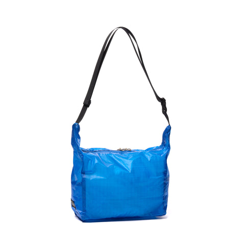 hobo Power Rip Polyester Shoulder Bag Blue, Accessories