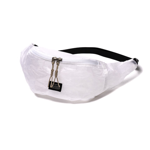 hobo Power Rip Polyester Waist Bag White, Accessories