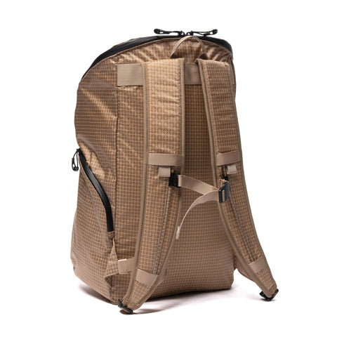 hobo Spectra X-Gridstop Nylon Backpack 24L Beige, Accessories