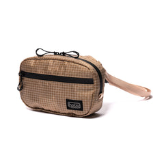 hobo Spectra X-Gridstop Nylon Waist Bag Beige, Accessories