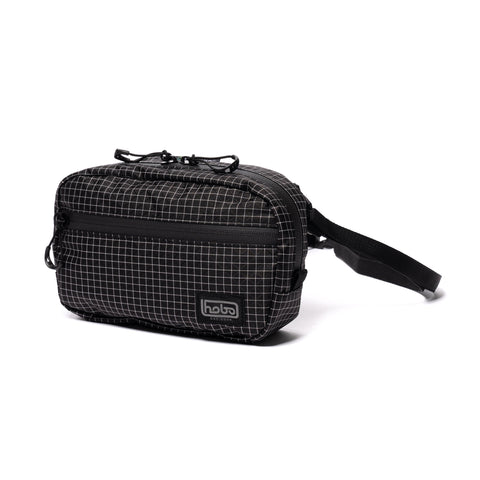 hobo Spectra X-Gridstop Nylon Waist Bag Black, Accessories