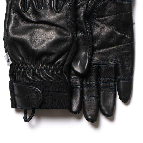 nonnative Alpinist Glove Cow Leather by Grip Swany Black, Accessories