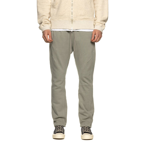 nonnative Coach Easy Pants Cotton Sweat Overdyed Gray, Bottoms