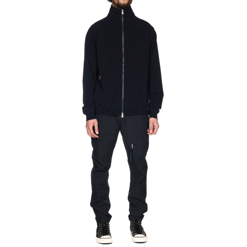 nonnative Cyclist Full Zip N/P Jersey Navy, Sweaters