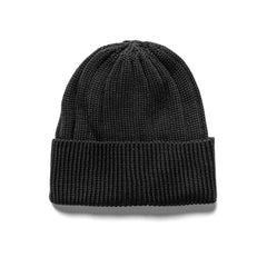 nonnative Dweller Beanie NZ W/C Yarn Black, Headwear