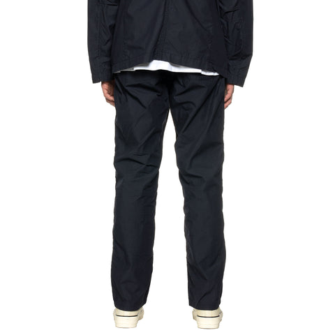 nonnative Dweller Easy Pants Relax Fit Cotton Ripstop Navy, Bottoms