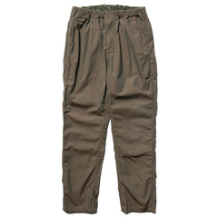 nonnative Dweller Easy Pants Relax Fit Cotton Ripstop Olive, Bottoms