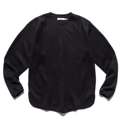 nonnative Dweller L/S Tee A/P/W Thermal Black, T-Shirts