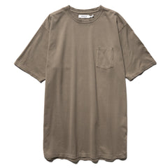 nonnative Dweller S/S Tee Cotton Jersey Overdyed Beige, T-Shirts