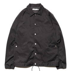 nonnative Educator Jacket Poly Chino Cloth Charcoal, Jackets