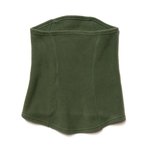 nonnative Hiker Neck Warmer Poly Fleece Polartec Olive, Headwear