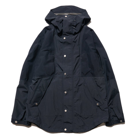 504ee647bdc4 nonnative Hiker Hooded Jacket Poly Taffeta With Gore-Tex 2L Navy
