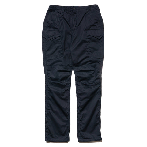 nonnative Hunter 6P Trousers Relaxed Fit C/L Twill Navy, Bottoms