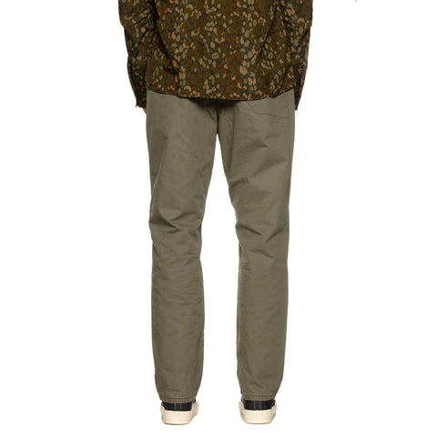 nonnative Officer Easy Pants Cotton Twill Olive, Bottoms