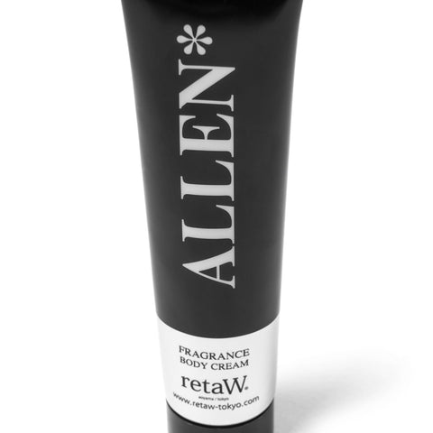 retaW Fragrance Body Cream Allen, Apothecary