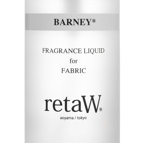 retaW Fragrance Fabric Liquid Barney, Apothecary