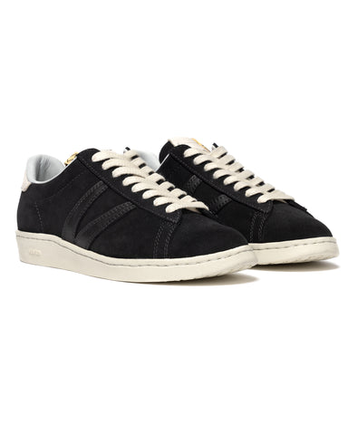 visvim Corda-Folk Black, Footwear