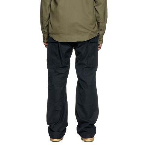 visvim Jumbo Eiger Sanction Pants Navy, Bottoms