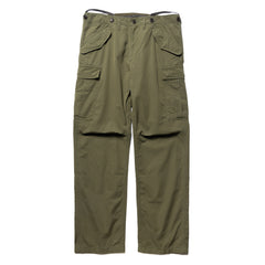 visvim Jumbo Eiger Sanction Pants Olive, Bottoms