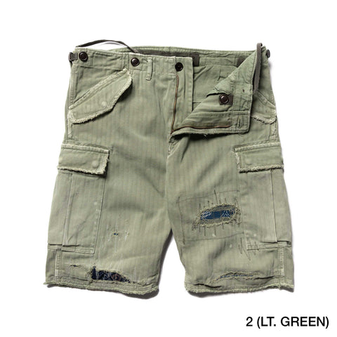 visvim I.C.T. Jumbo Eiger Sanction Shorts Crash, Bottoms