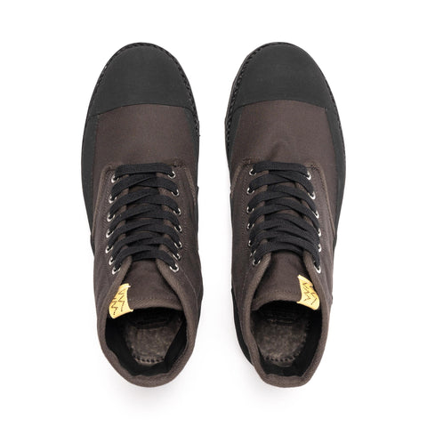 visvim Legion Para-Folk Black, Footwear