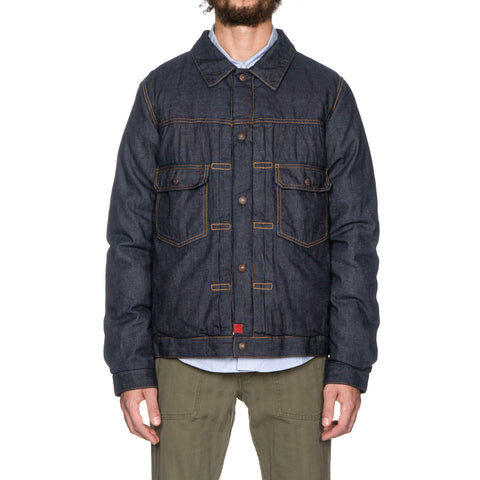 visvim SS 101 Down JKT One Wash