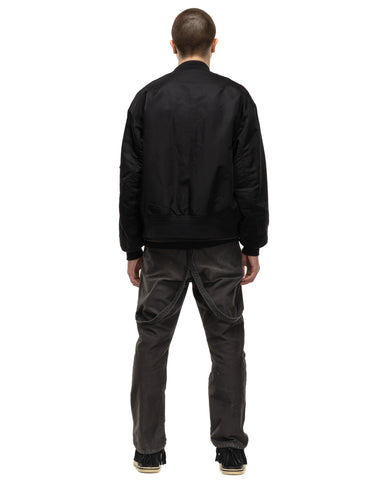 visvim Travailler Braces Pants Dmgd Charcoal, Bottoms