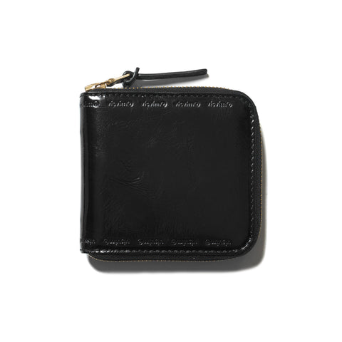 visvim Veggie Bi-Fold Wallet Black, Accessories