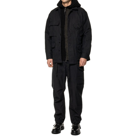 HAVEN / Engineered Garments Cascadia Pants - EtaProof Ripstop Black, Bottoms