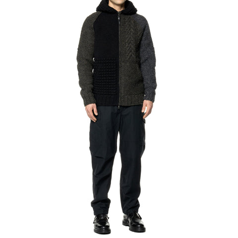 HAVEN / Engineered Garments Pacific Parka - Handknit Wool, Knits