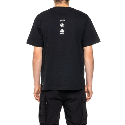 HAVEN / Mountain Research KND Tee Black, T-Shirts
