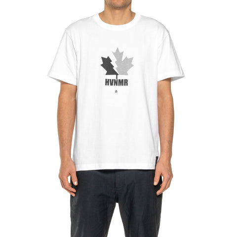 HAVEN / Mountain Research KND Tee White, T-Shirts