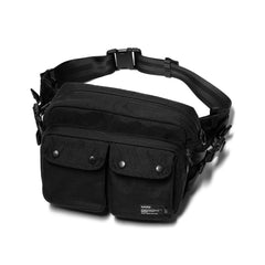 HAVEN / PORTER Utility Waist Bag - X - Pac Cordura® Nylon Black, Accessories