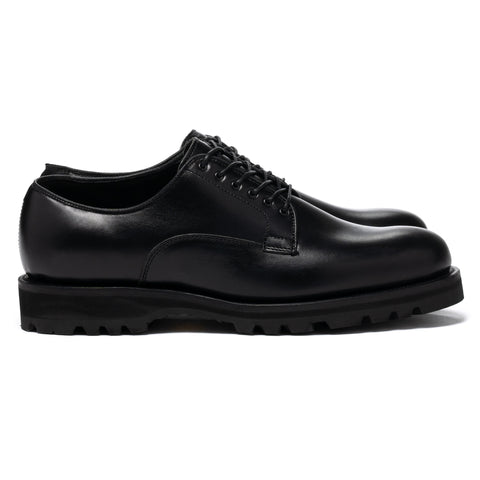HAVEN / Viberg Officer Derby Black, Footwear