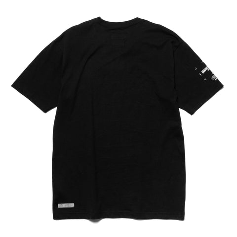 HAVEN / mo'design Supply T-Shirt - Cotton Jersey Black, T-Shirts