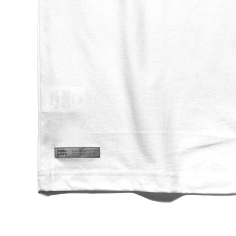 HAVEN / mo'design Supply T-Shirt - Cotton Jersey White, T-Shirts