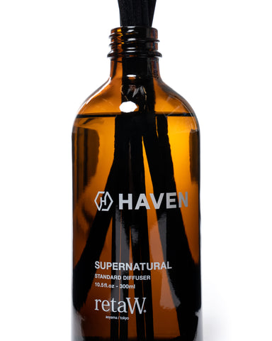 HAVEN / retaW Fragrance Standard Reed Diffuser Supernatural, Apothecary