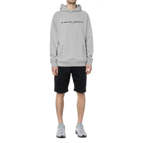 HAVEN / Worship Digital Pullover Hoodie - Cotton Terry Gray, Sweaters