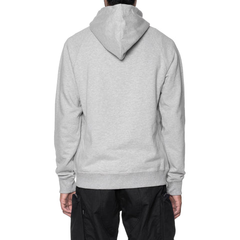 HAVEN Midweight Zip Hoody - Cotton Terry H.Gray, Sweaters