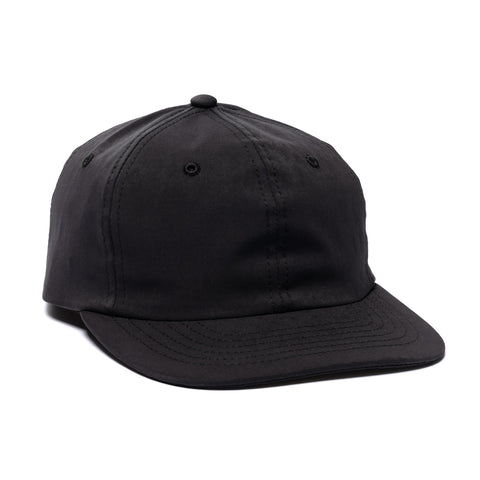 HAVEN Field Cap - JP Knitted Polyester Nylon Black, Headwear