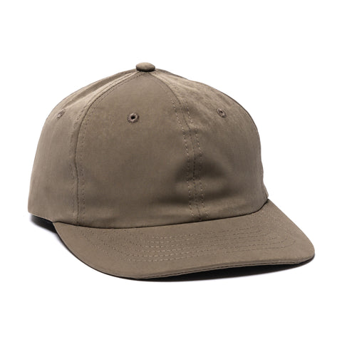 HAVEN Field Cap - JP Knitted Polyester Nylon Olive, Headwear