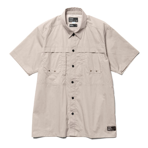 HAVEN Trail Shirt S/S - COOLMAX® Cotton Polyester Pewter, Shirts