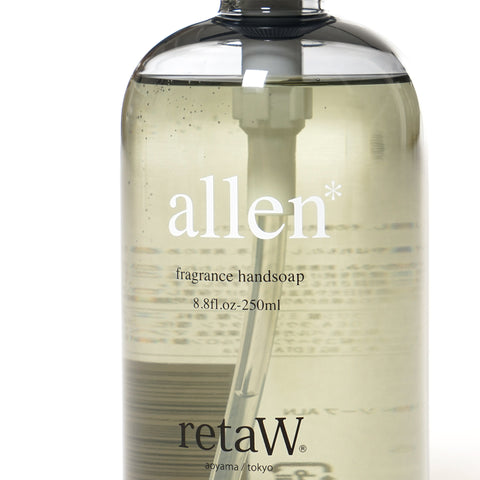 retaW Fragrance Hand Soap Allen