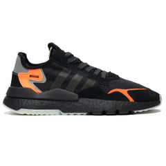 adidas Nite Jogger Core Black/Carbon/Active Blue, Footwear