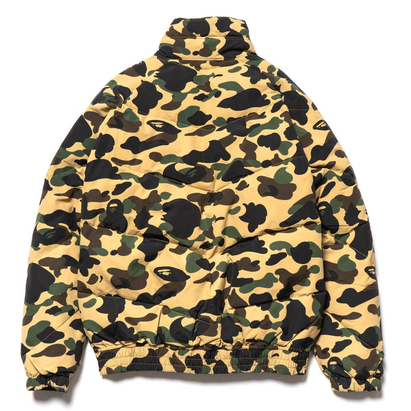 a5c9dd08 1st Camo Down Jacket Yellow – HAVEN