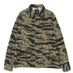 HAVEN BDU Ripstop Shirt Tiger Camouflage