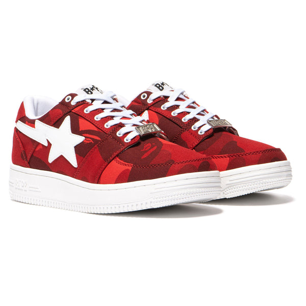 Color Camo Bape Sta M2 Red – HAVEN 3d1c84b66