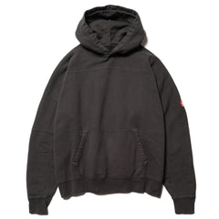 CAV EMPT Center P Rib Heavy Hoody Gray, Sweaters