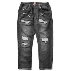 Human Made HBZ PW Relax Denim Pants Black, Bottoms